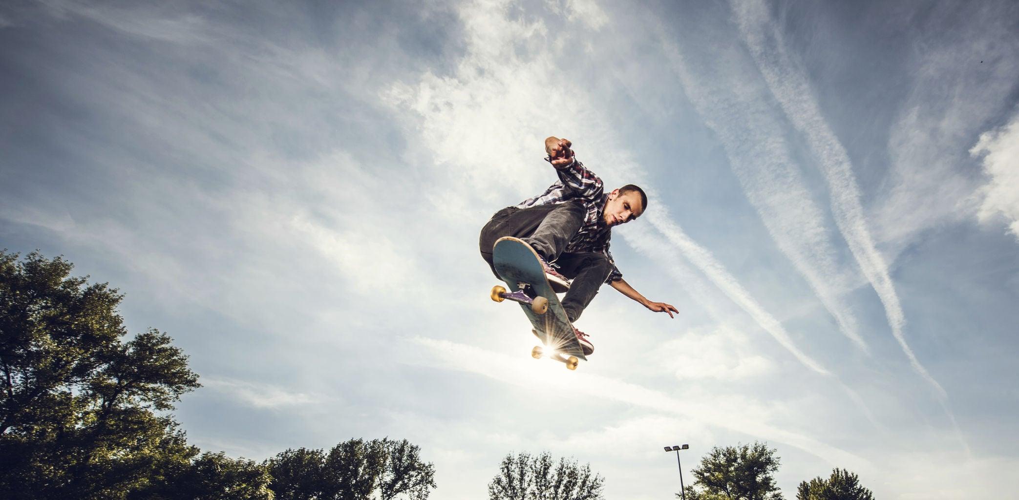 Skateboarding Summer Olympics
