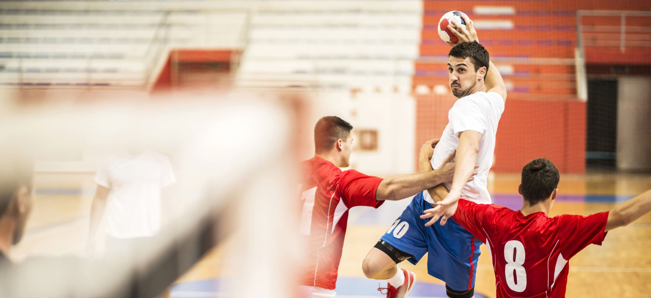Handball Club Cambuston — Sporting Club de Sainte Marie