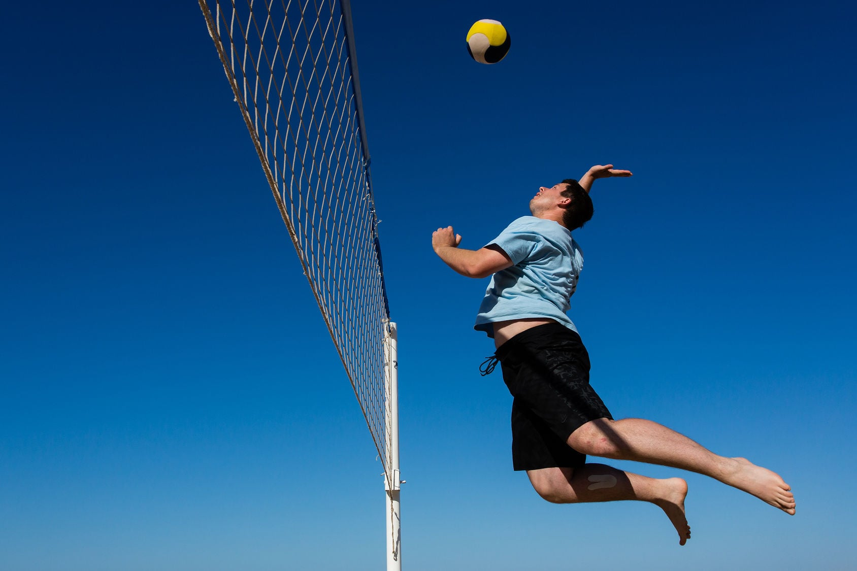 Nice Volley-Ball —  Stade Poitevin Volley Beach