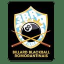 Billard blackball Romorantinais