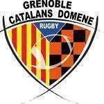 Grenoble Catalans Domene Rugby