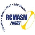 Rugby Charenton Maisons Alfort St Maurice