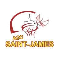 AOC Saint-James Basket U15 Gars