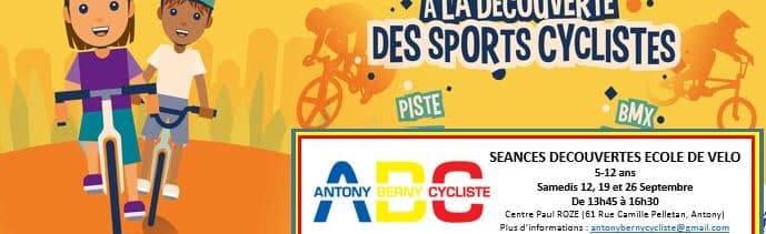 Antony Berny Cycliste