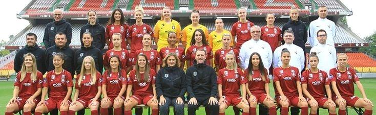FC Metz Féminines