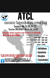 ATCL-ASSOCIATION TAEKWONDO ET ARTS COREENS LILLOIS