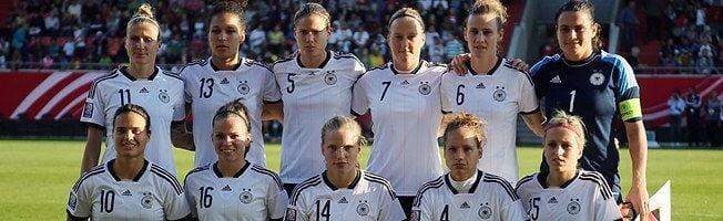 Allemagne - Femmes