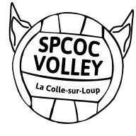 SPCOC VOLLEY - La Colle Saint-Paul