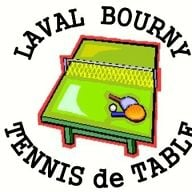 LAVAL BOURNY Tennis de Table