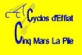 Les Cyclos d'Effiat de 5 Mars la Pile