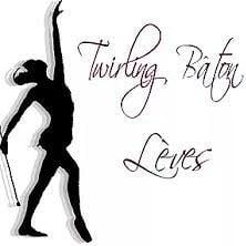 Twirling Bâton De Lèves