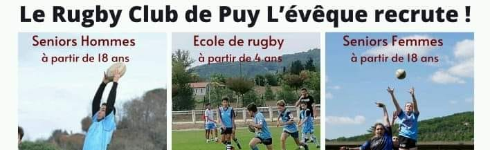 Rugby Canton Puy L'eveque