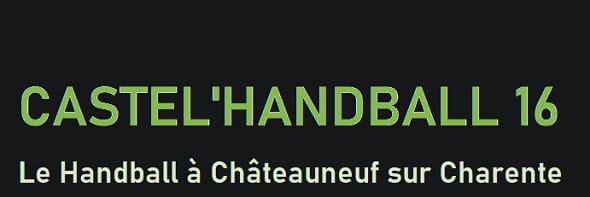Club  CASTEL'HANDBALL 16