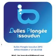 BULLES PLONGEE ISSOUDUN