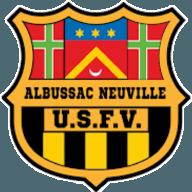 U.S.F. Valeine Albussac Neuville Monceaux