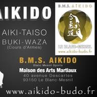 AIKIDO BMS - LE BLANC-MESNIL