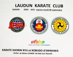 LAUDUN KARATE CLUB