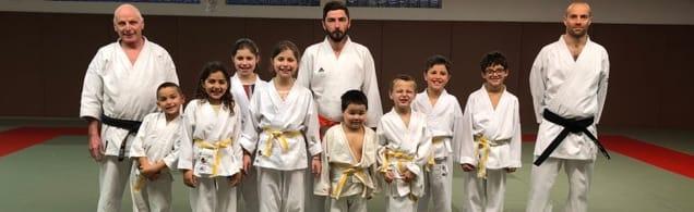 Karate Club Argelesien