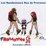 les Randonneurs Nus de Provence