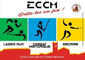 Ecole Catalane de Combat Médieval PM