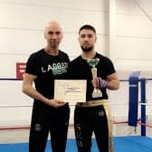 TREMBLAY ROUVRES BOXE FRANCAISE
