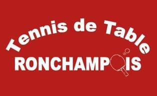 TENNIS DE TABLE RONCHAMPOIS Handisport