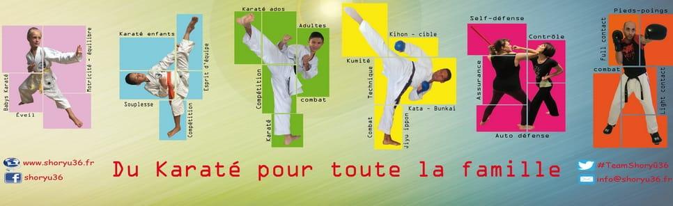 Shoryu36 Karate Club Ardentes