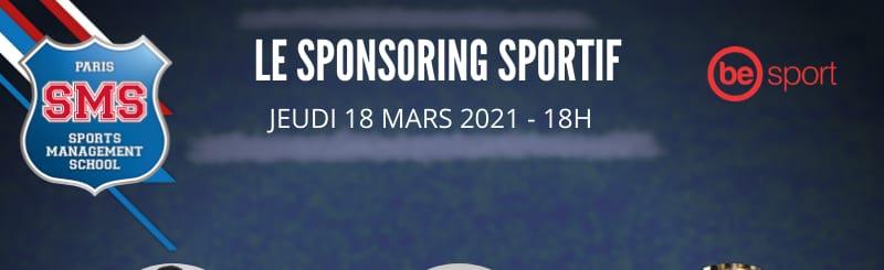Webinaire : Le Sponsoring sportif