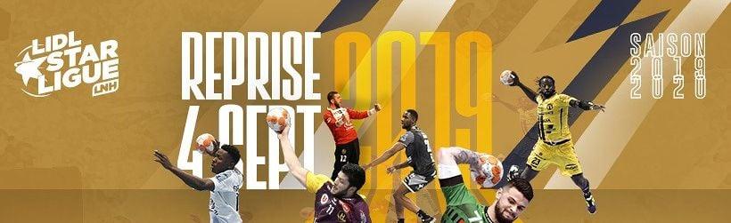 Lidl Starligue 2019-2020