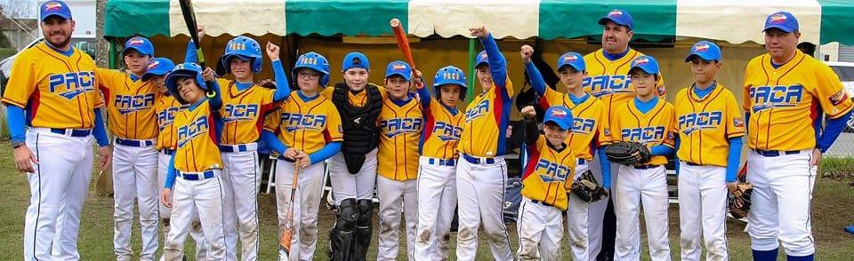 Ligue PACA de Baseball, Softball, Cricket