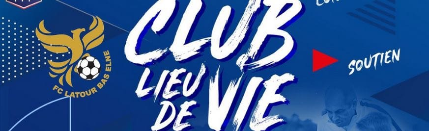 FOOTBALL CLUB LATOUR BAS ELNE