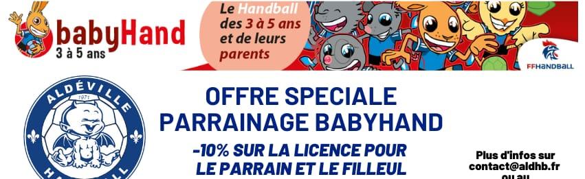Amicale Laique Deville Handball