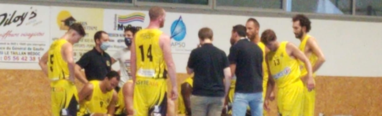 Saint Medard Basket Masculin Seniors - 1