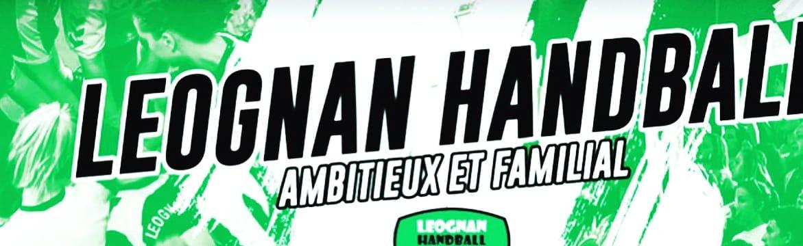 Leognan Handball