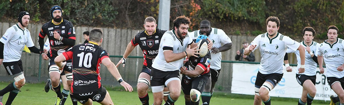 Rugby Club de Suresnes - Hauts de Seine  — Rugby Club Bassin d'Arcachon