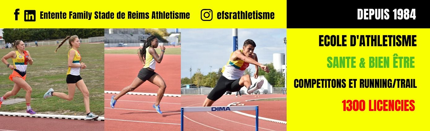 Efs Reims Athletisme