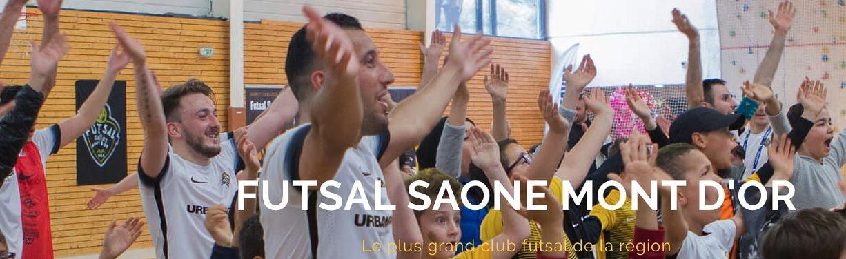 Futsal Saone Mont d'Or