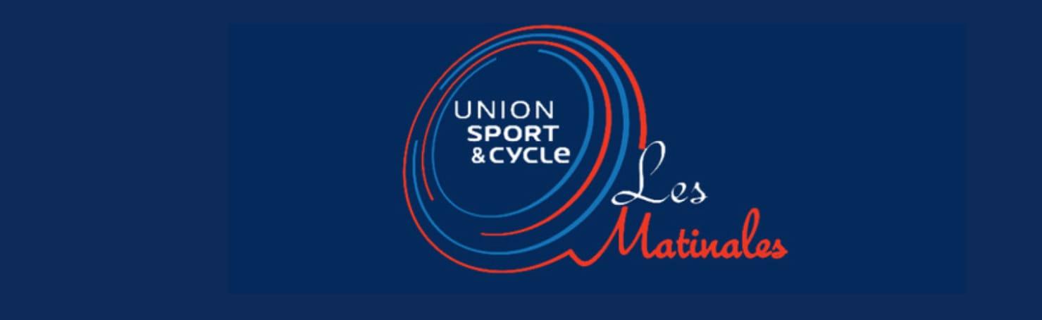 Matinale de l'UNION sport & cycle