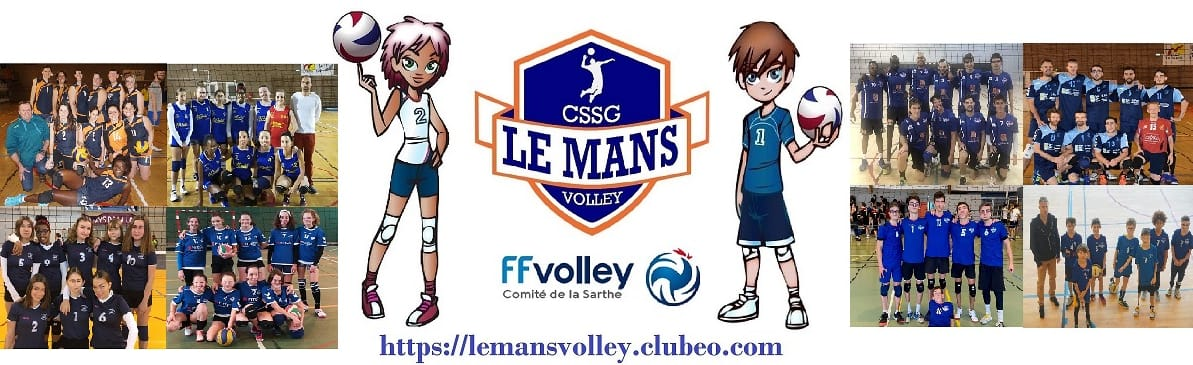 CSSG LE MANS Volley