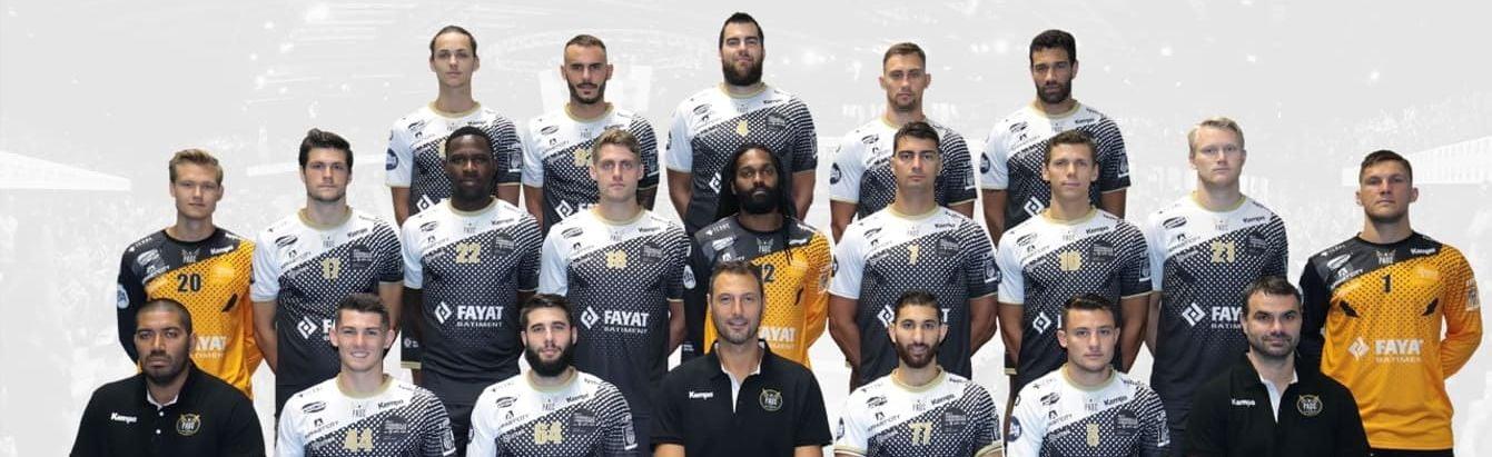 Pays d'Aix Université Club handball