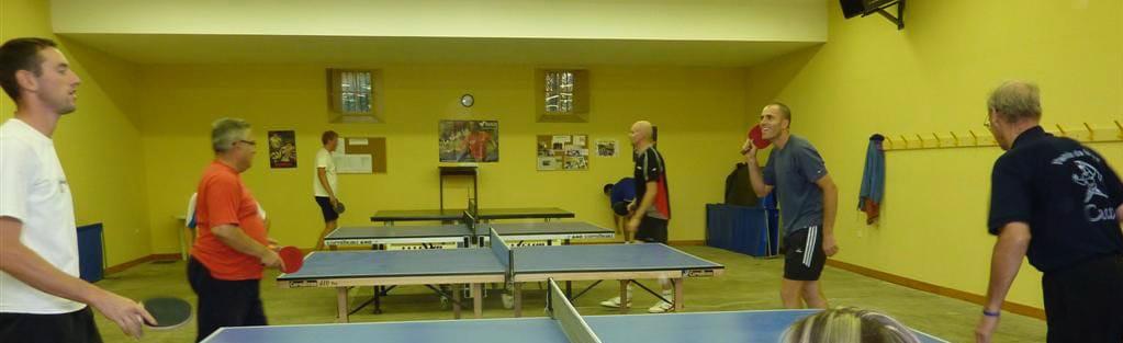 Caux Tennis de Table