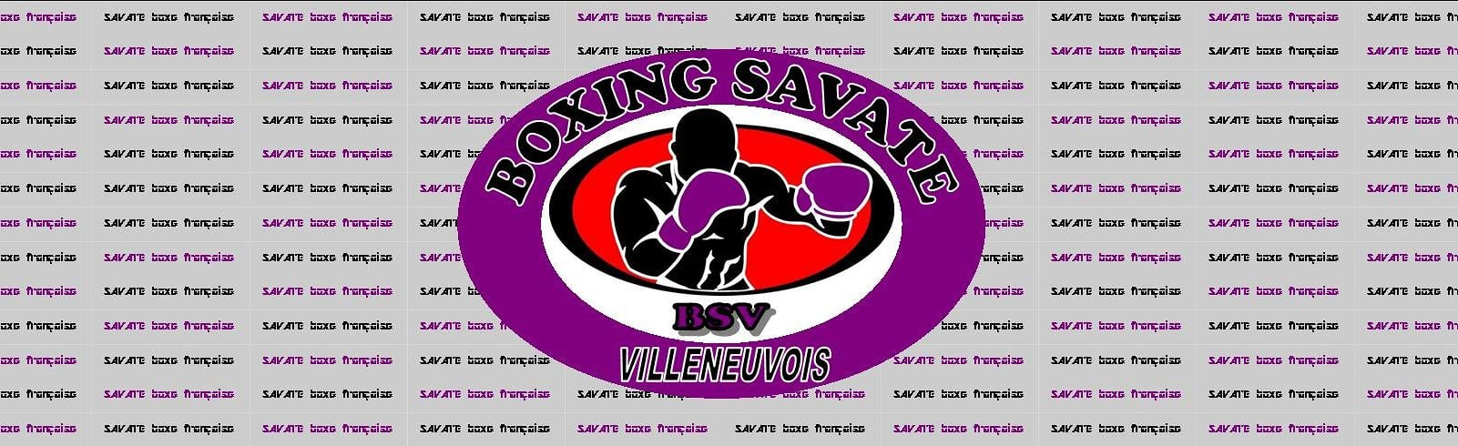 BOXING SAVATE VILLENEUVOIS