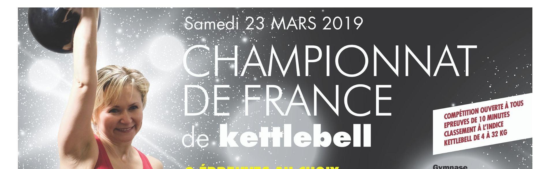 Championnat de France de Kettlebell