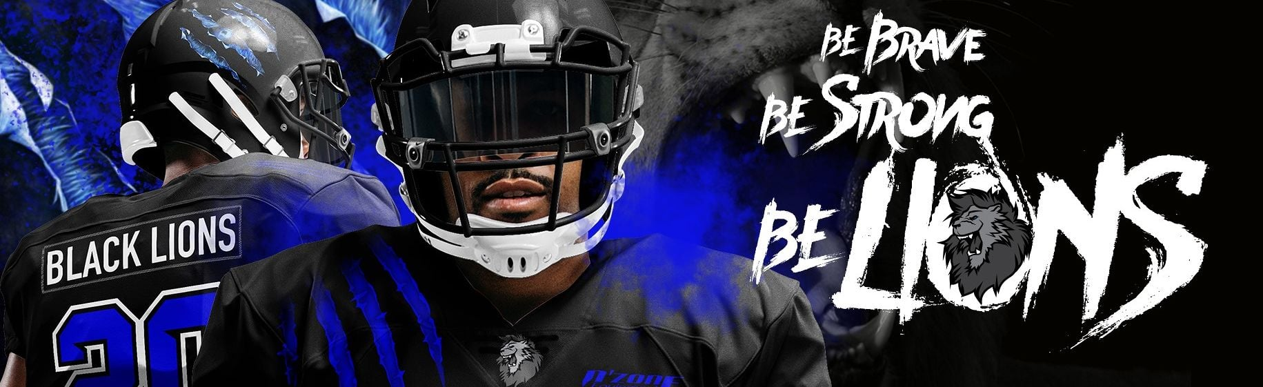 Black Lions Football Americain