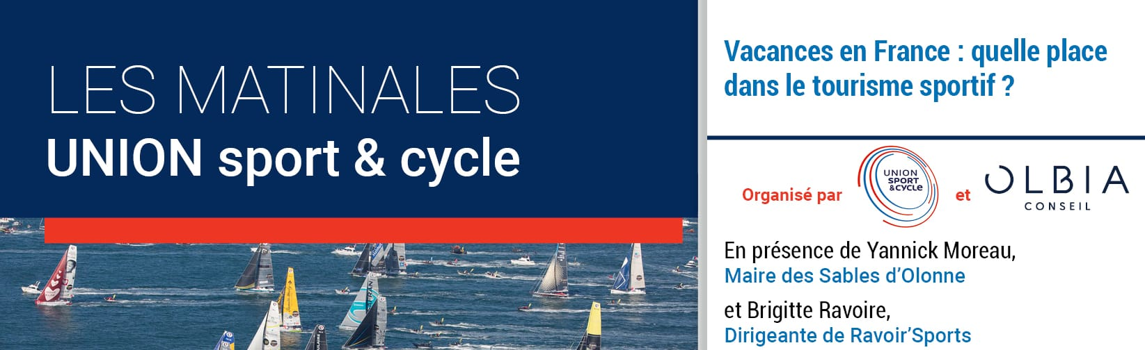 Matinale de l'UNION sport & cycle