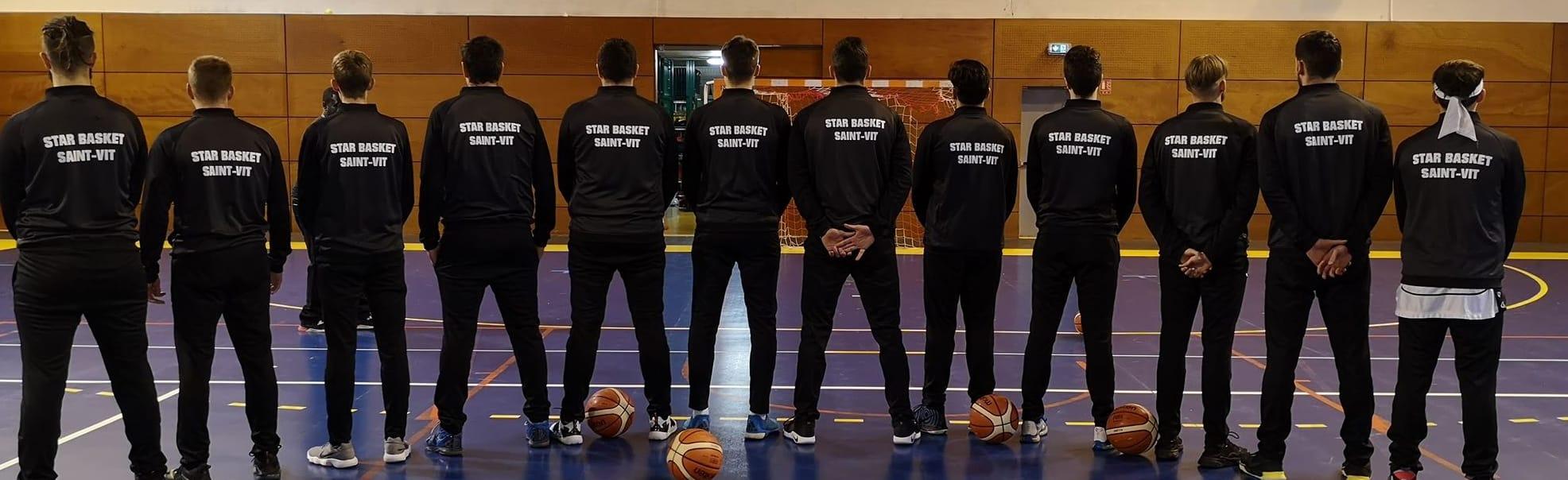 Star Basket Saint-Vit