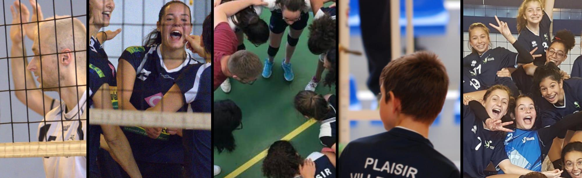Volley-Club Plaisir-Villepreux