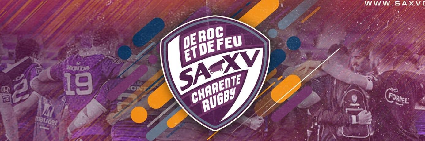 SAXV Charente Senior M - Nationale