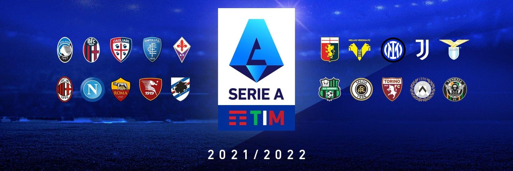 Lega Serie A 2021-2022