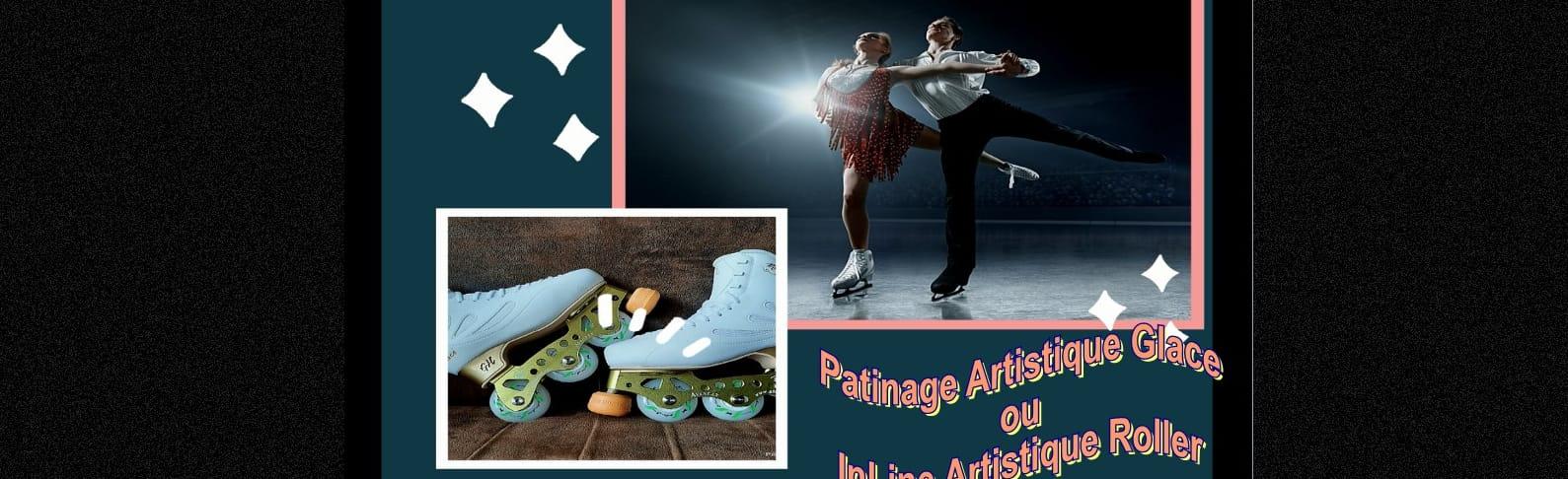 Patinage Artistique, Silver Skates, glace et InLine Roller